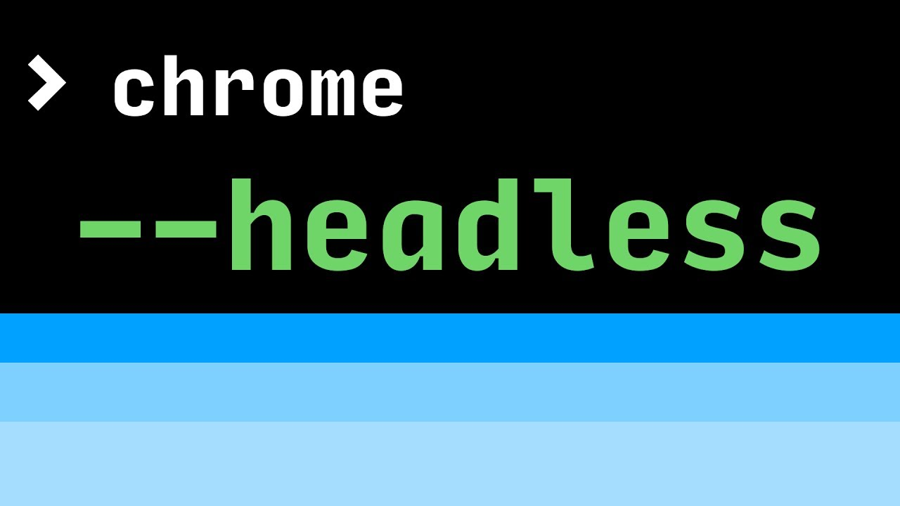chrome-headless